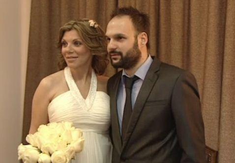 ανα θεοχαρη γαμος